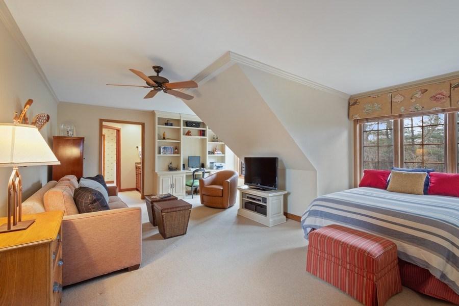 Real Estate Photography - 246 Oak Knoll Rd., Barrington HIlls, IL, 60010 - 3rd Bedroom