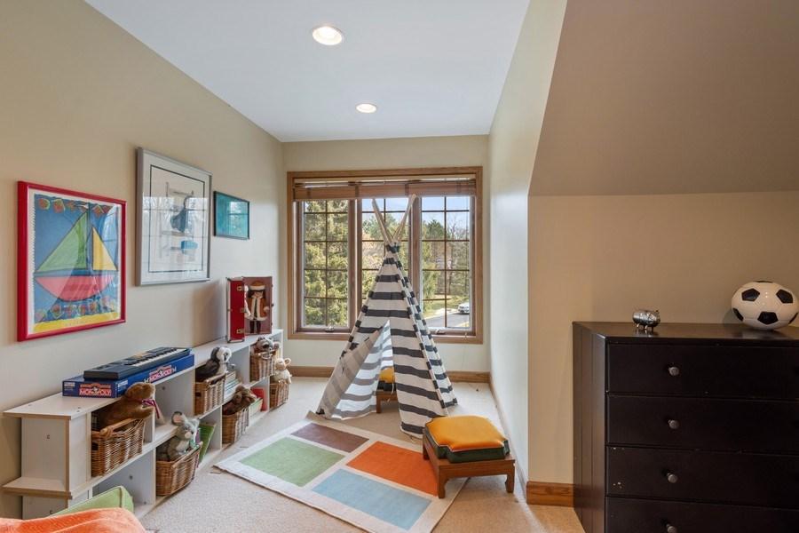 Real Estate Photography - 246 Oak Knoll Rd., Barrington HIlls, IL, 60010 - Play Room
