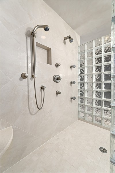 Real Estate Photography - 11 Corey Drive, South Barrington, IL, 60010 - Master Bath