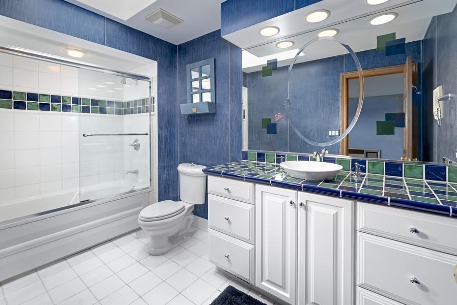 Real Estate Photography - 11 Corey Drive, South Barrington, IL, 60010 - Ensuite Bath