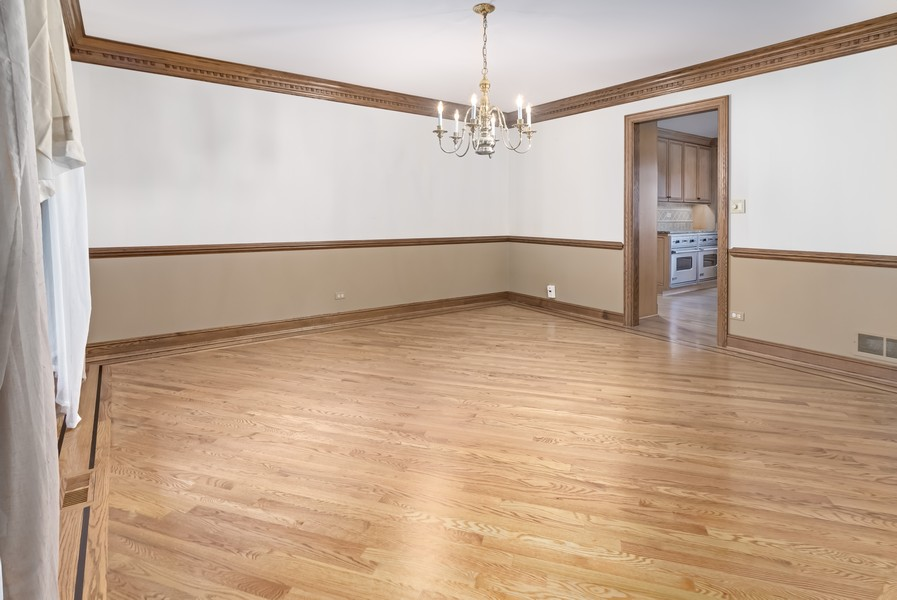 Real Estate Photography - 11 Corey Drive, South Barrington, IL, 60010 - Dining Room