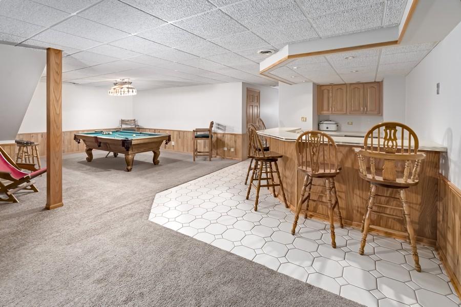 Real Estate Photography - 11 Corey Drive, South Barrington, IL, 60010 - Rec Room