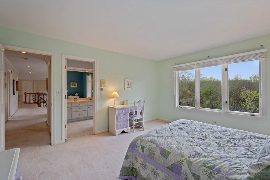 Real Estate Photography - 22425 N Linden Dr., Lake Barrington, IL, 60010 - 2nd Bedroom