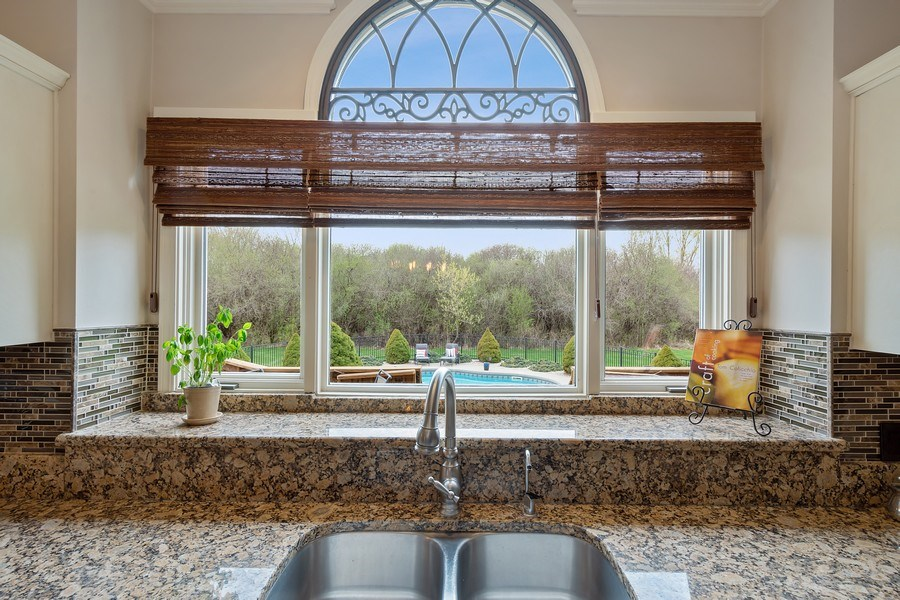 Real Estate Photography - 22425 N Linden Dr., Lake Barrington, IL, 60010 - Kitchen
