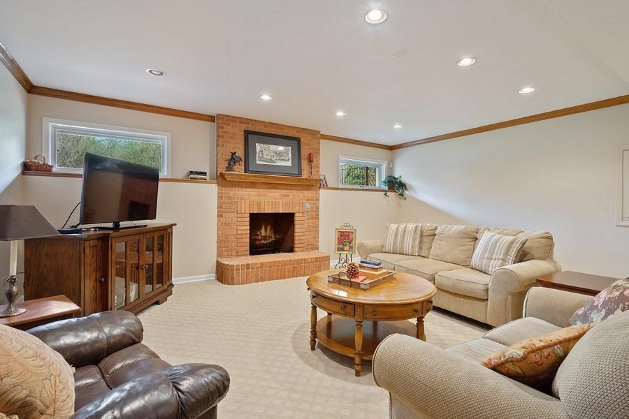 Real Estate Photography - 22425 N Linden Dr., Lake Barrington, IL, 60010 - REC Room