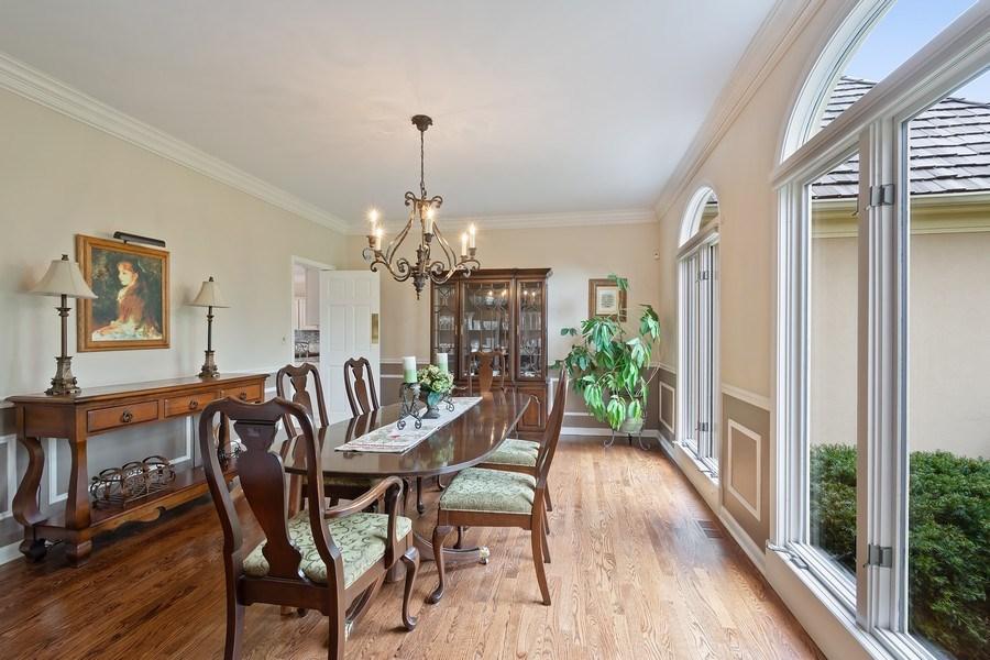 Real Estate Photography - 22425 N Linden Dr., Lake Barrington, IL, 60010 - Dining Room