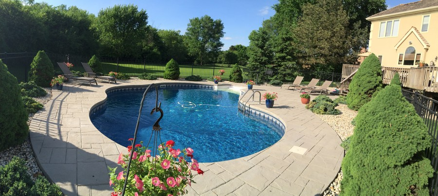 Real Estate Photography - 22425 N Linden Dr., Lake Barrington, IL, 60010 -