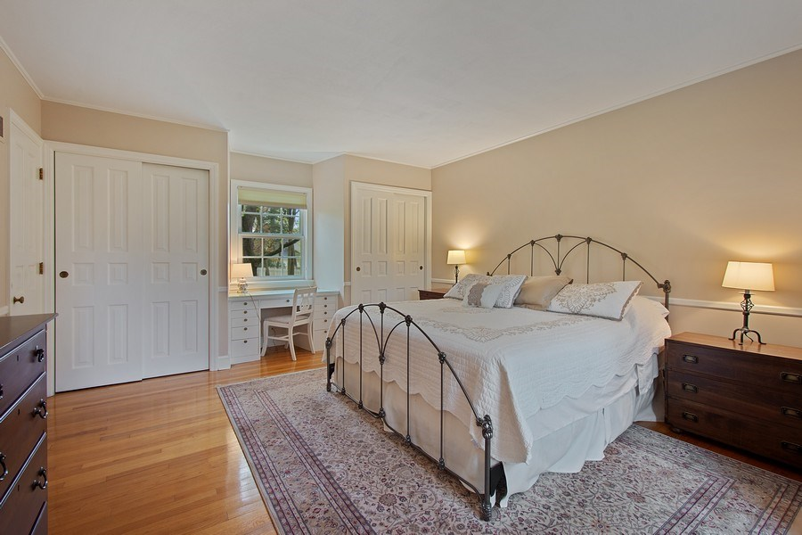 Real Estate Photography - 243 Linden Road, Barrington, IL, 60010 - Master Bedroom
