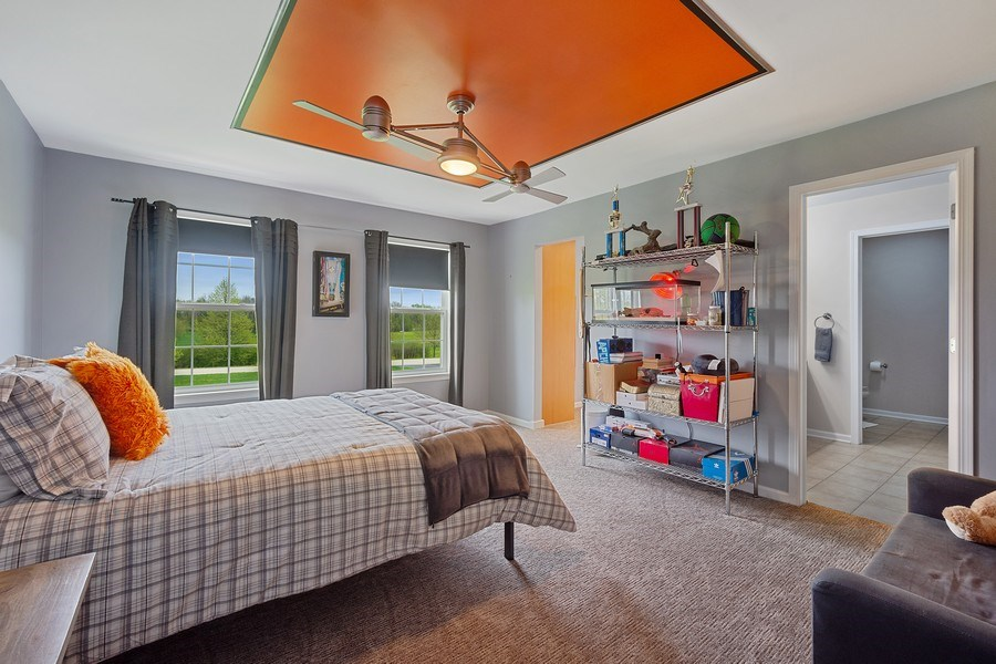 Real Estate Photography - 508 Pond Gate Drive, Barrington Hills, IL, 60010 - 3rd Bedroom