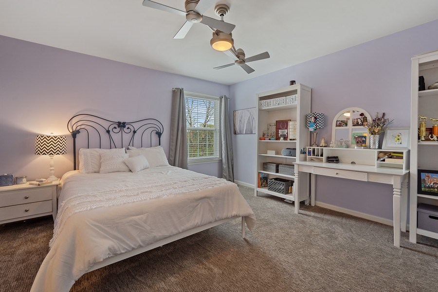 Real Estate Photography - 508 Pond Gate Drive, Barrington Hills, IL, 60010 - 2nd Bedroom
