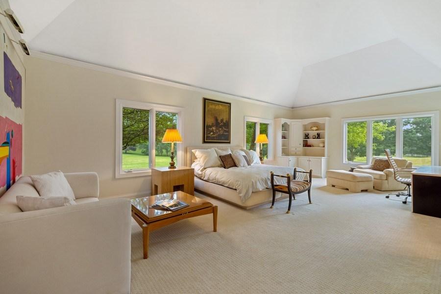 Real Estate Photography - 40 Ridge Rd., Barrington Hills, IL, 60010 - Master Bedroom