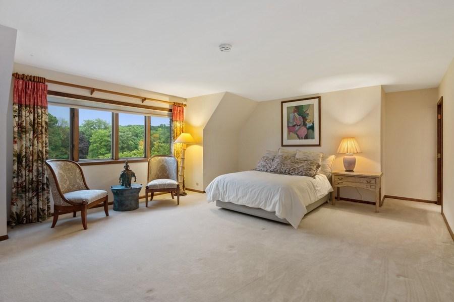 Real Estate Photography - 40 Ridge Rd., Barrington Hills, IL, 60010 - 2nd Bedroom