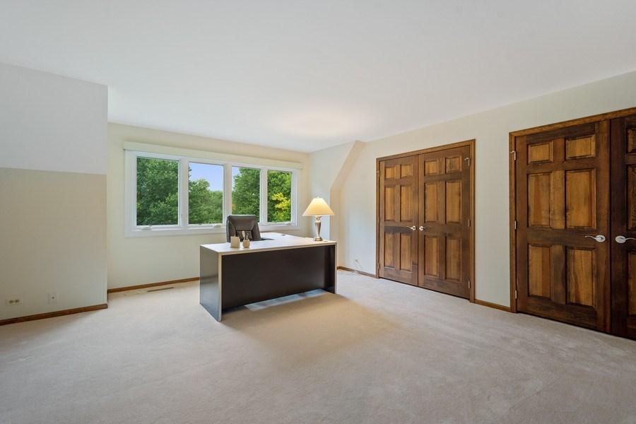 Real Estate Photography - 40 Ridge Rd., Barrington Hills, IL, 60010 - 4th Bedroom
