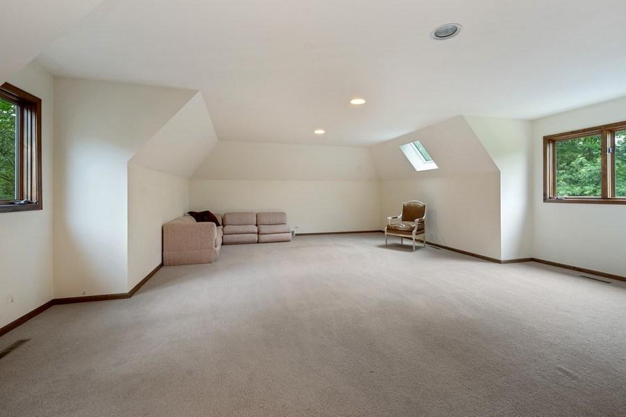 Real Estate Photography - 40 Ridge Rd., Barrington Hills, IL, 60010 - Bonus Room