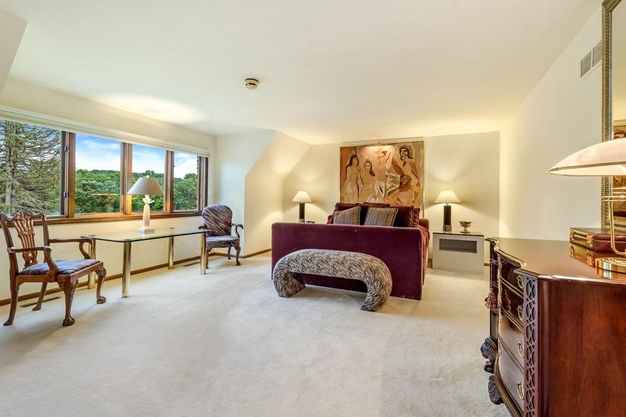 Real Estate Photography - 40 Ridge Rd., Barrington Hills, IL, 60010 - 3rd Bedroom