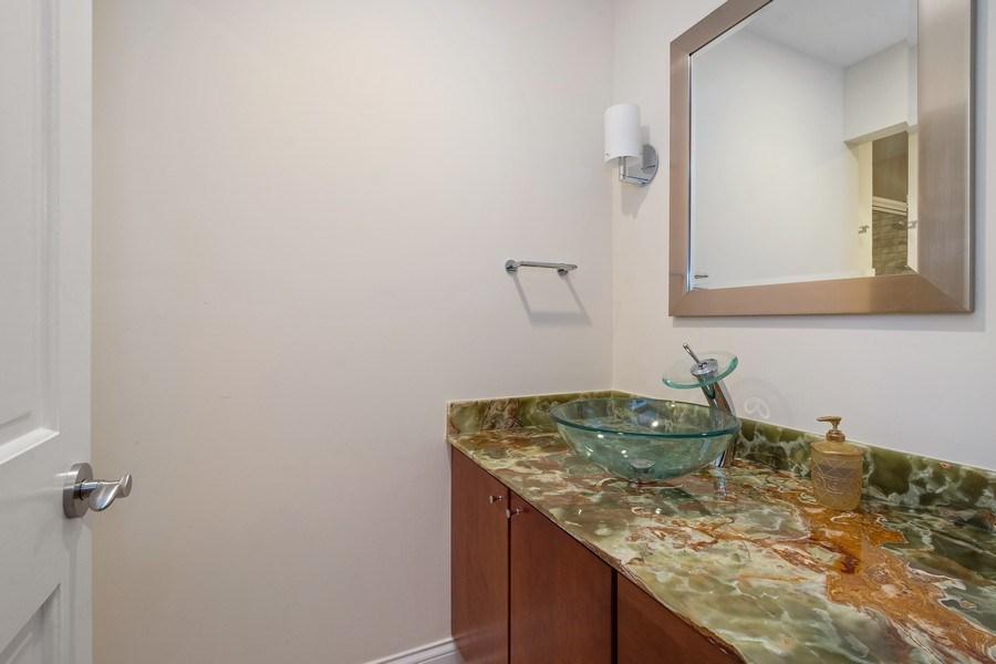 Real Estate Photography - 40 Ridge Rd., Barrington Hills, IL, 60010 - 2nd Bathroom