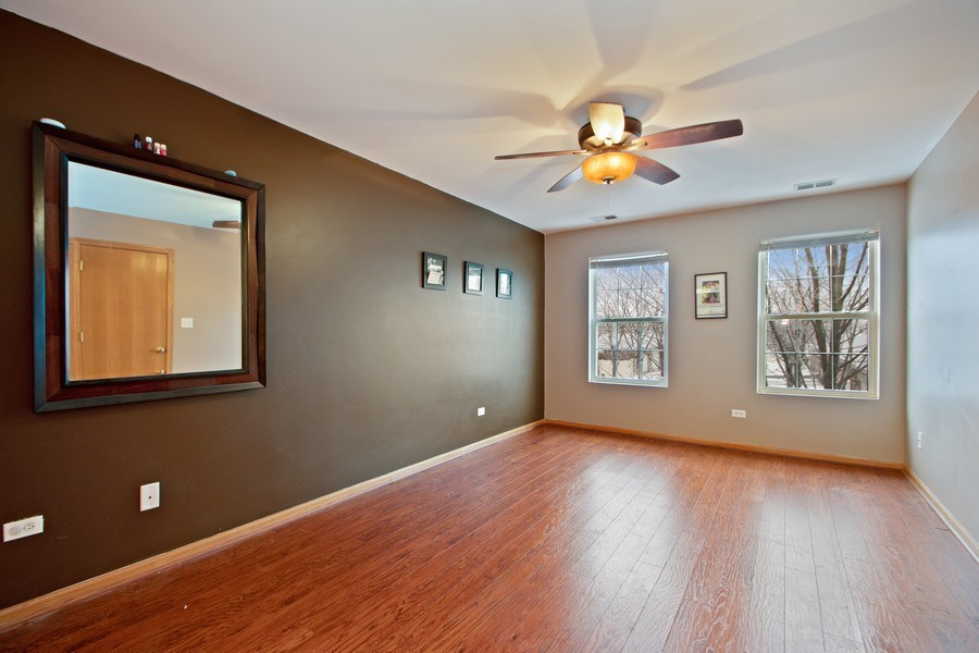 Real Estate Photography - 18526 Dearborn Court, Tinley Park, IL, 60477 - Master Bedroom