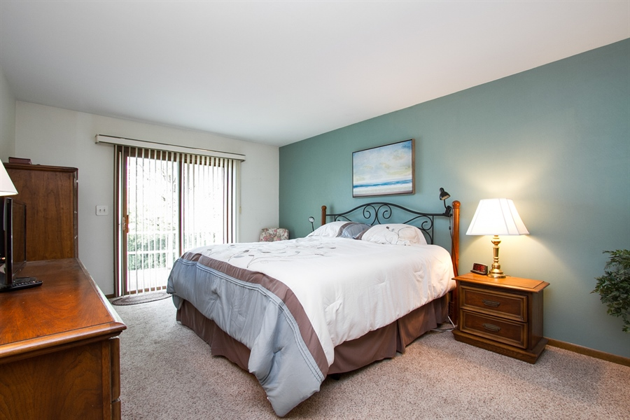 Real Estate Photography - 1160 East 173rd Place, South Holland, IL, 60473 - Master Bedroom