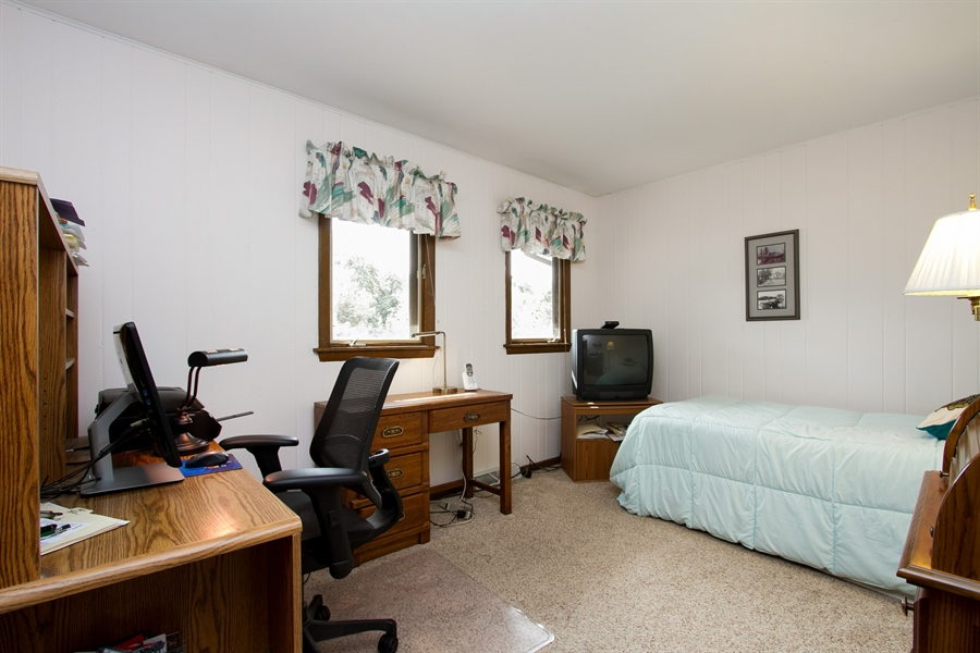 Real Estate Photography - 1160 East 173rd Place, South Holland, IL, 60473 - 3rd Bedroom
