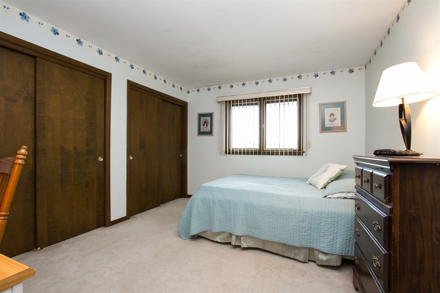 Real Estate Photography - 1160 East 173rd Place, South Holland, IL, 60473 - Bedroom