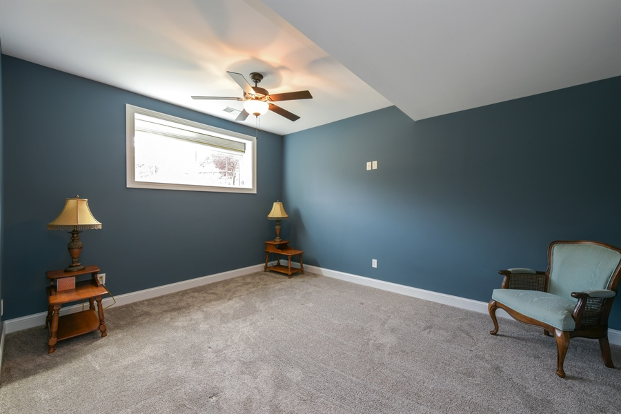 Real Estate Photography - 3455 Badger Court, Valparaiso, IN, 46383 - 3rd Bedroom