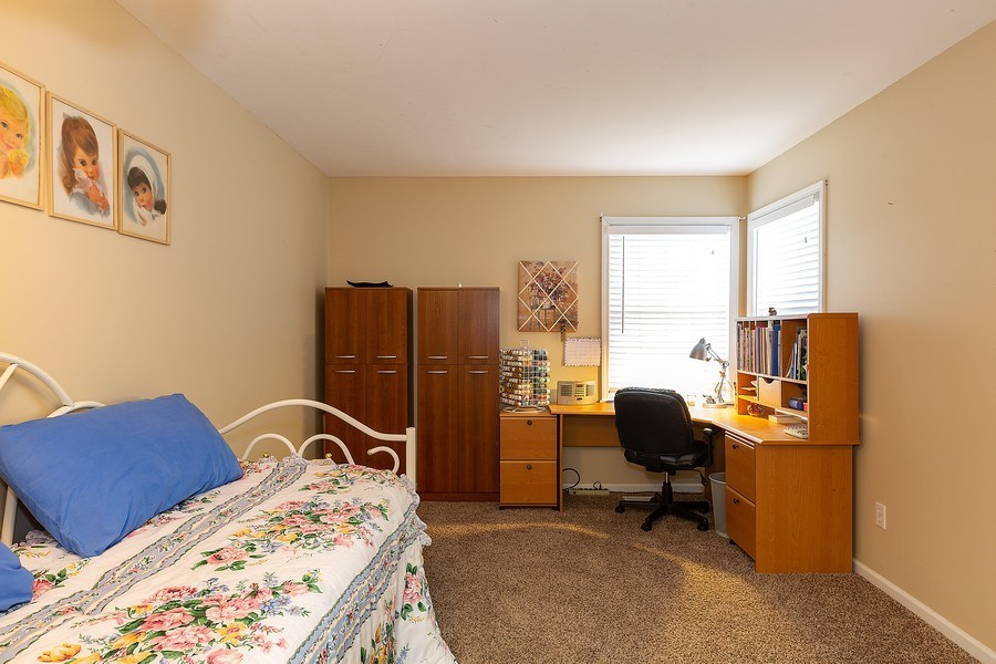 Real Estate Photography - 823 Meadowbrook Drive, Lowell, IN, 46356 - Bedroom