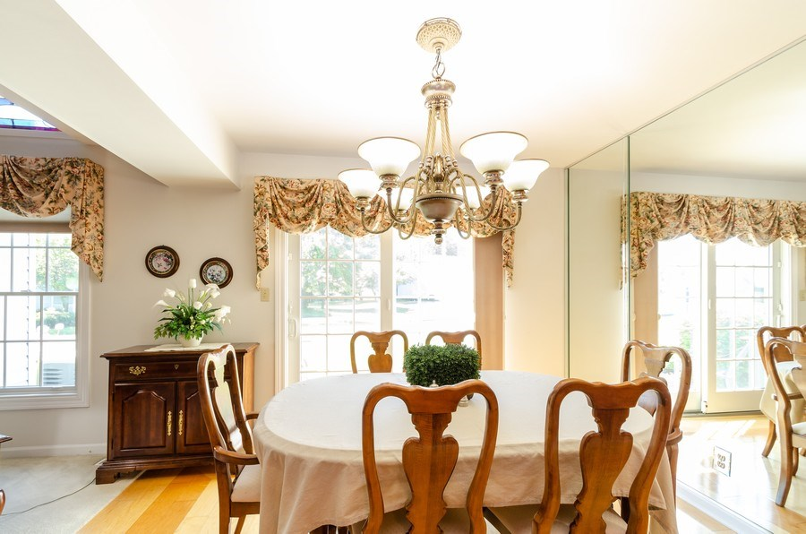 Real Estate Photography - 11355 Ventura Dr, St. John, IN, 46373 - Dining Room