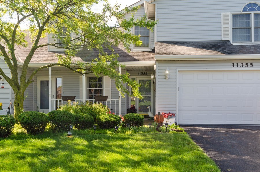 Real Estate Photography - 11355 Ventura Dr, St. John, IN, 46373 - Front View