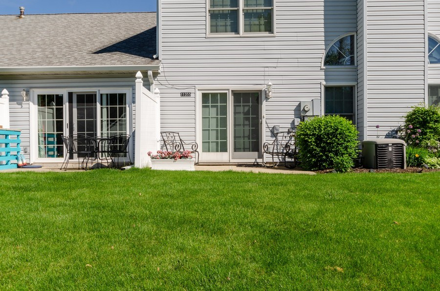Real Estate Photography - 11355 Ventura Dr, St. John, IN, 46373 - Rear View
