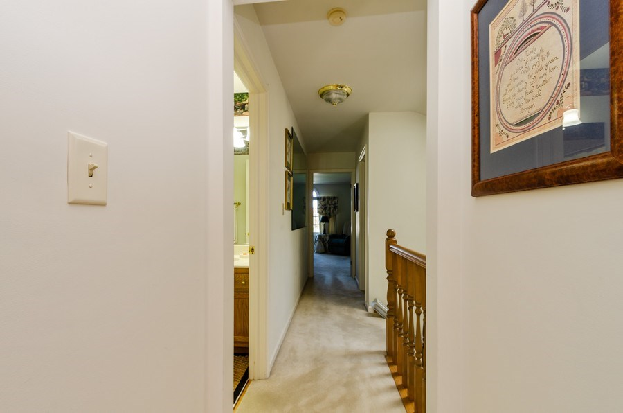 Real Estate Photography - 11355 Ventura Dr, St. John, IN, 46373 - Hallway