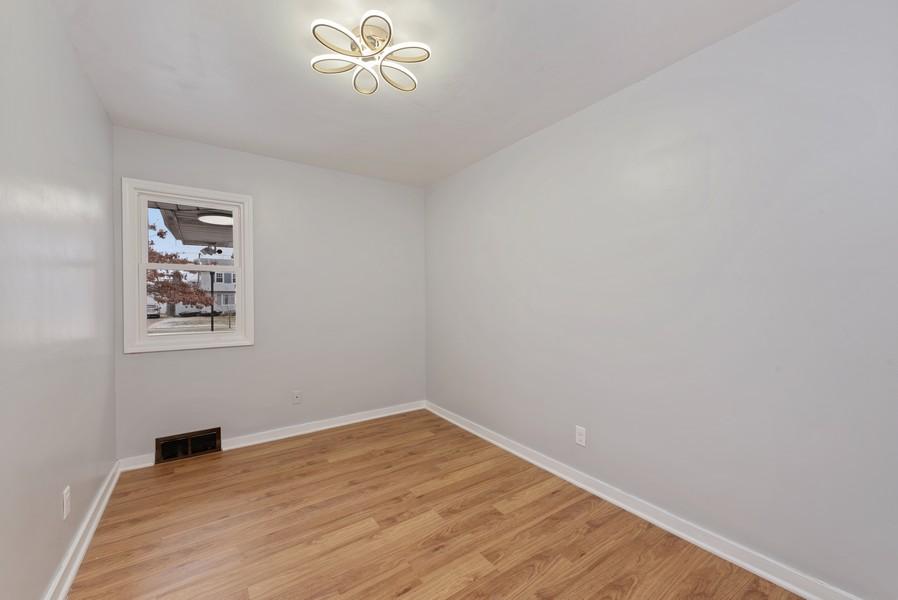 Real Estate Photography - 7439 Olcott ave, Hammond, IN, 46323 - Bedroom