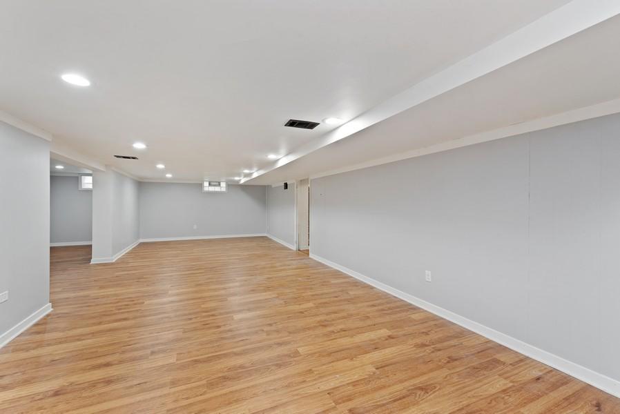 Real Estate Photography - 7439 Olcott ave, Hammond, IN, 46323 - Basement