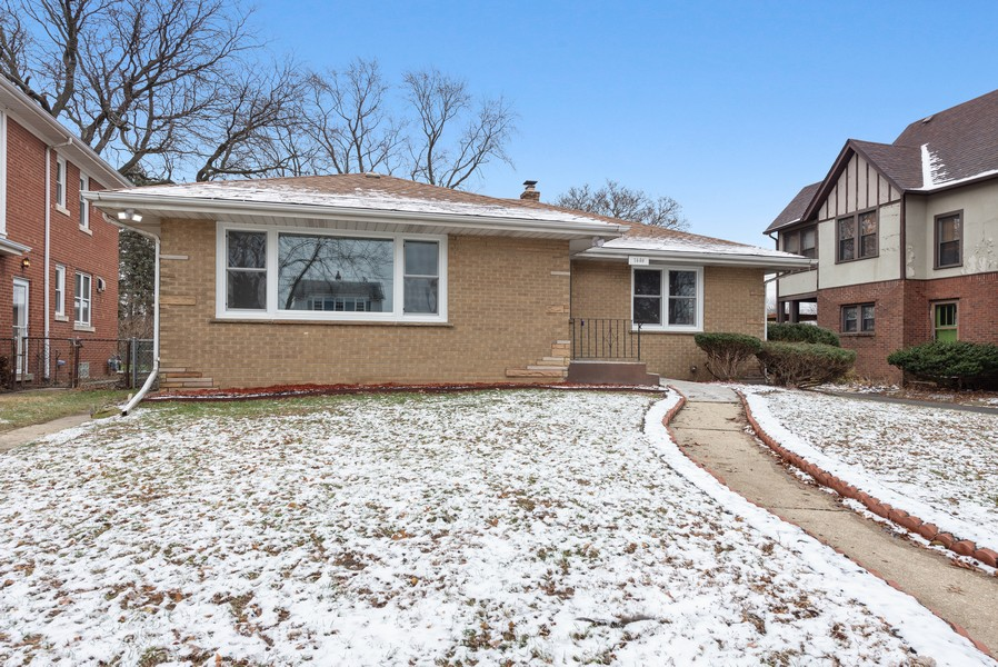 Real Estate Photography - 7439 Olcott ave, Hammond, IN, 46323 - Front View
