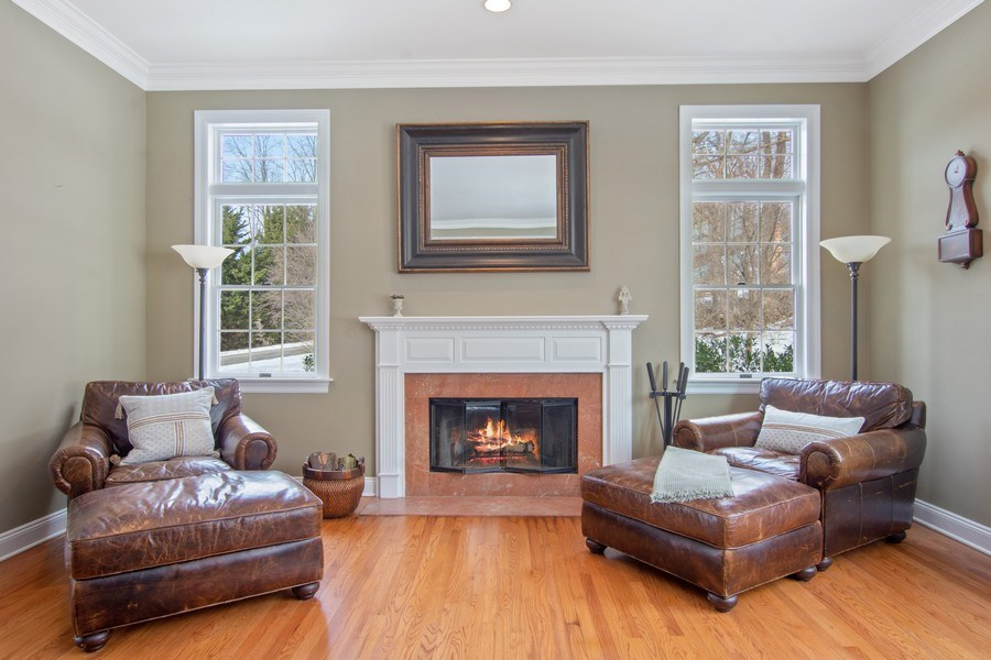 Real Estate Photography - 21 Admiral Wordens Lane, Briarcliff Manor, NY, 10510 - Family Room