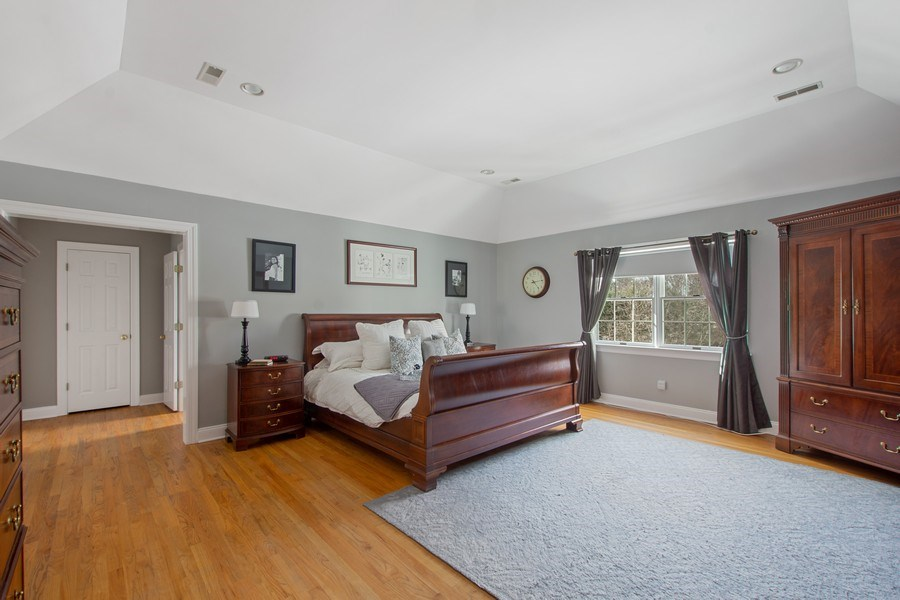 Real Estate Photography - 21 Admiral Wordens Lane, Briarcliff Manor, NY, 10510 - Master Bedroom