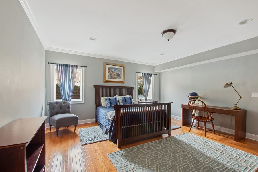 Real Estate Photography - 21 Admiral Wordens Lane, Briarcliff Manor, NY, 10510 - Lower Level Bedroom #5
