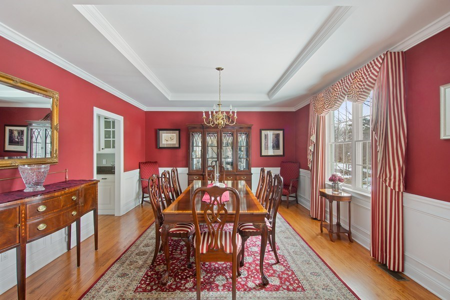Real Estate Photography - 21 Admiral Wordens Lane, Briarcliff Manor, NY, 10510 - Dining Room