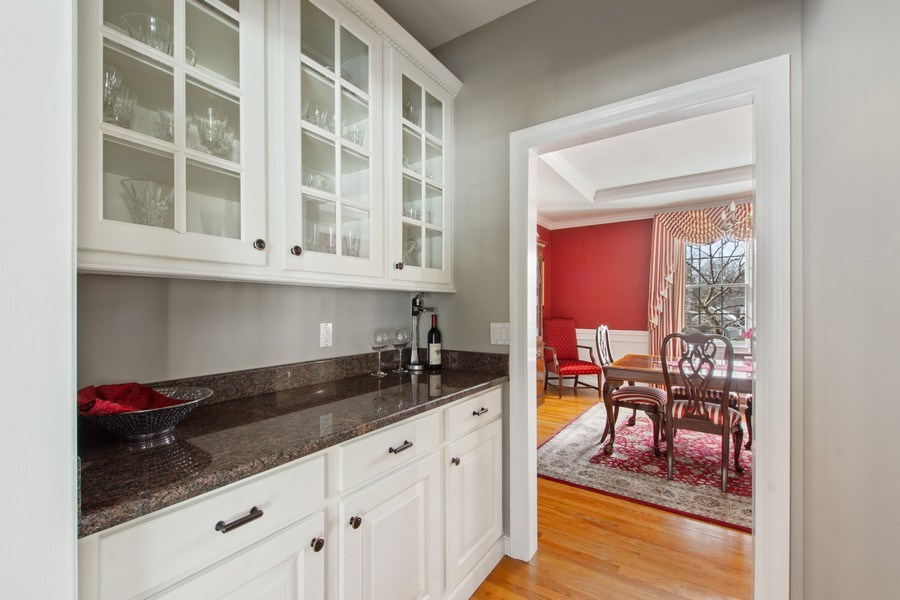 Real Estate Photography - 21 Admiral Wordens Lane, Briarcliff Manor, NY, 10510 - Butler's Pantry