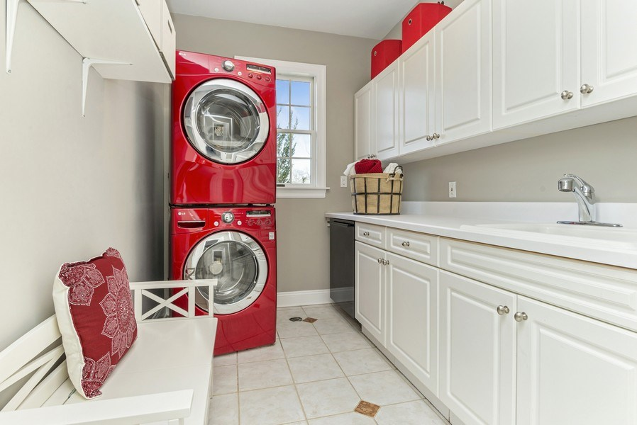 Real Estate Photography - 21 Admiral Wordens Lane, Briarcliff Manor, NY, 10510 - Laundry Room