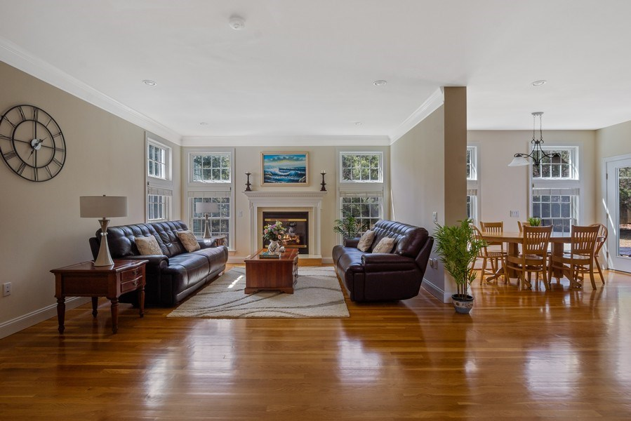 Real Estate Photography - 1B Summerland Lane, Briarcliff Manor, NY, 10510 - Family Room