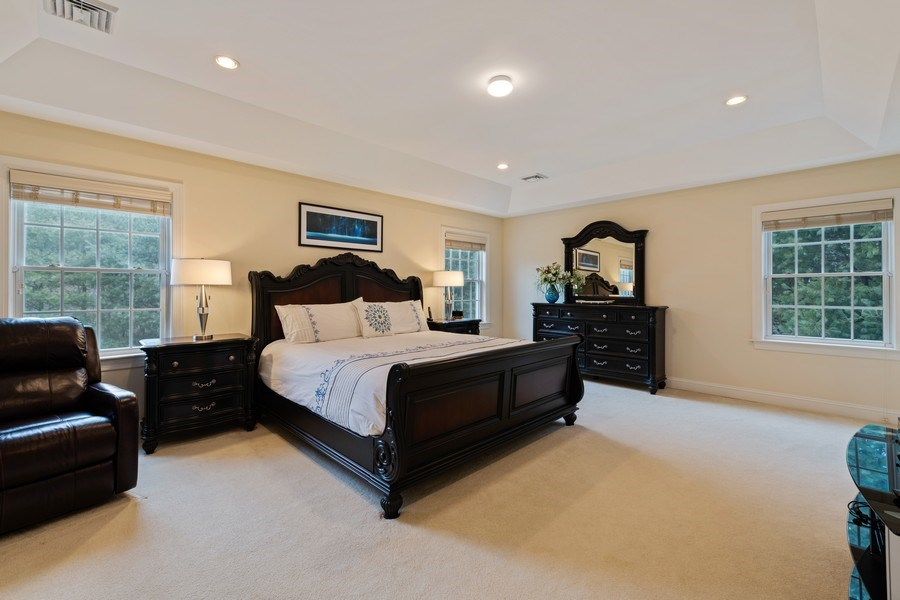 Real Estate Photography - 1B Summerland Lane, Briarcliff Manor, NY, 10510 - Master Bedroom