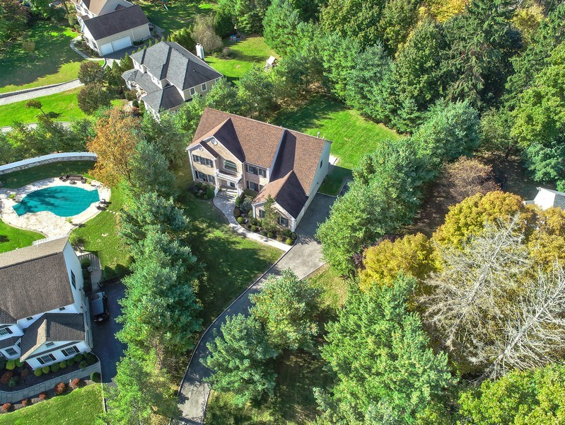 Real Estate Photography - 1B Summerland Lane, Briarcliff Manor, NY, 10510 - Aerial View