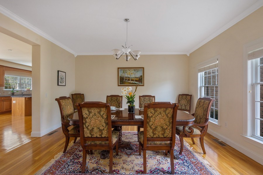 Real Estate Photography - 1B Summerland Lane, Briarcliff Manor, NY, 10510 - Dining Room