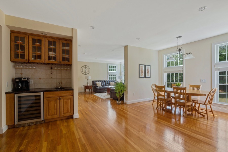 Real Estate Photography - 1B Summerland Lane, Briarcliff Manor, NY, 10510 - Breakfast Area