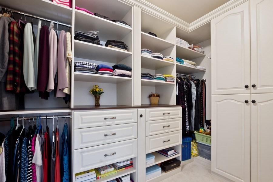 Real Estate Photography - 1B Summerland Lane, Briarcliff Manor, NY, 10510 - Master Bedroom Closet