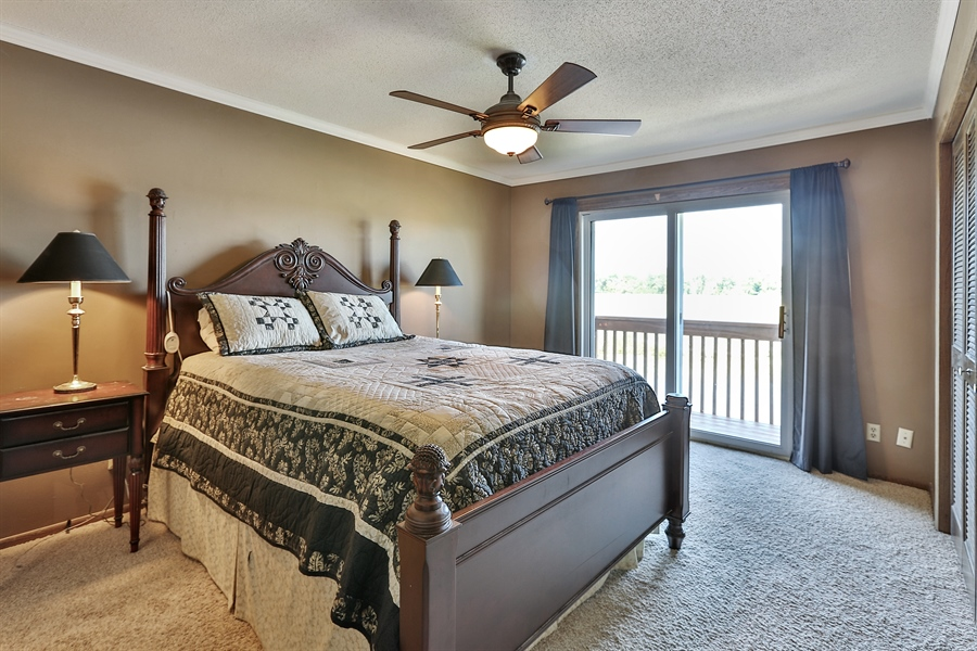 Real Estate Photography - 5474, Mound, MN, 55364 - Master Bedroom