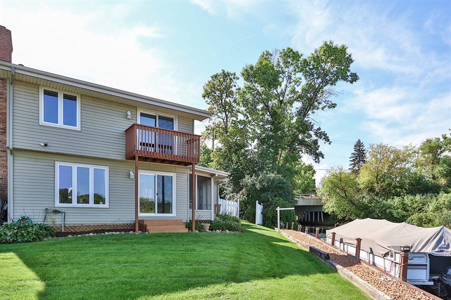 Real Estate Photography - 5474, Mound, MN, 55364 - Back Yard