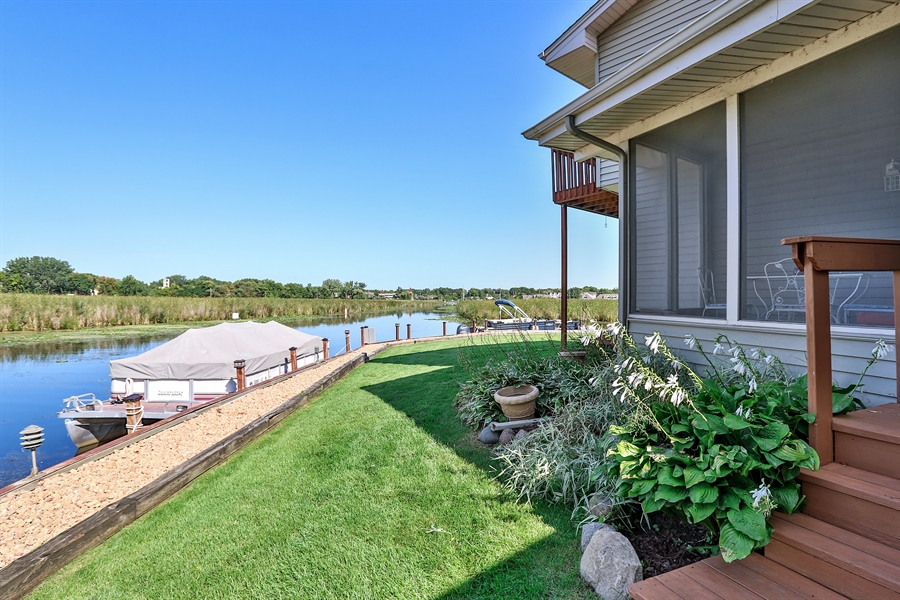 Real Estate Photography - 5474, Mound, MN, 55364 - Side Yard
