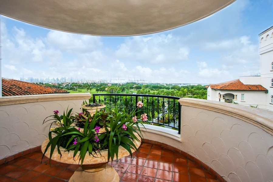 Real Estate Photography - 7972 Fisher Island Drive, 7972, Fisher Island, FL, 33109 - View