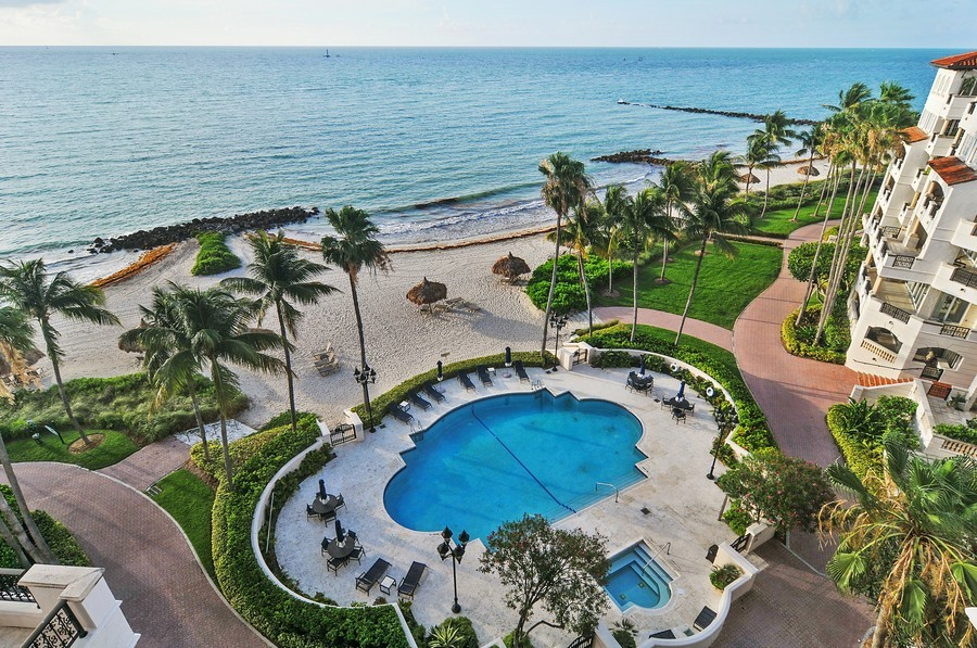 Real Estate Photography - 7972 Fisher Island Drive, 7972, Fisher Island, FL, 33109 -